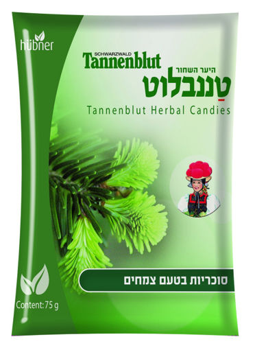 תמונה של טננבלוט סוכריות  בטעם צמחים
