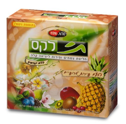 תמונה של תילקס פירות טרופיים