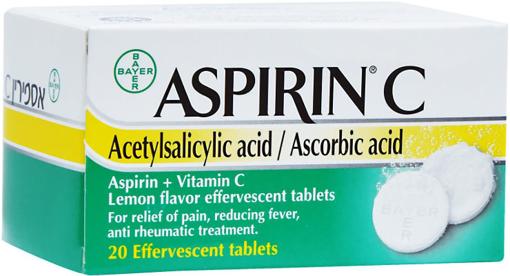 תמונה של אספירין C