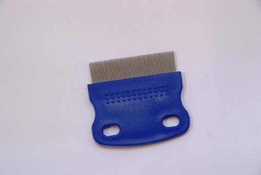 תמונה של מסרק כיני כחול