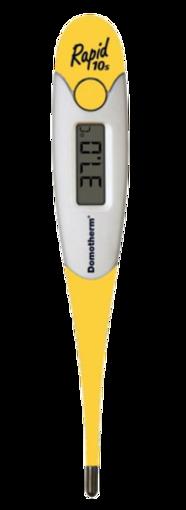 תמונה של מד חום 10 שניות