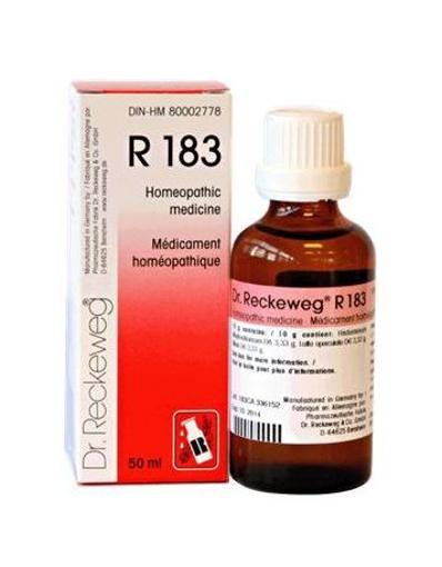 תמונה של R183 50ML DROPS-DR.RECKEW