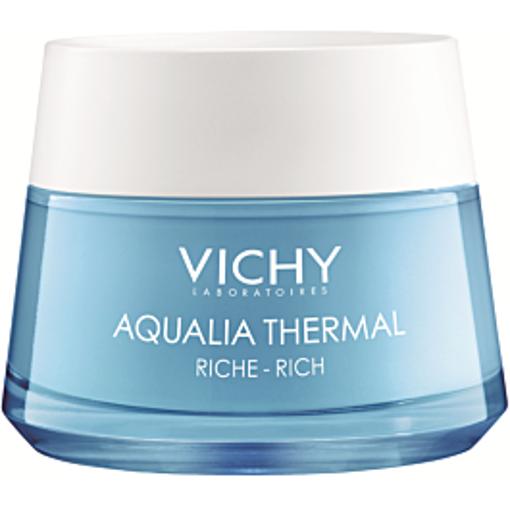 תמונה של קרם יום עשיר לעור יבש עד יבש מאוד Aqualia Thermal וישי VICHY