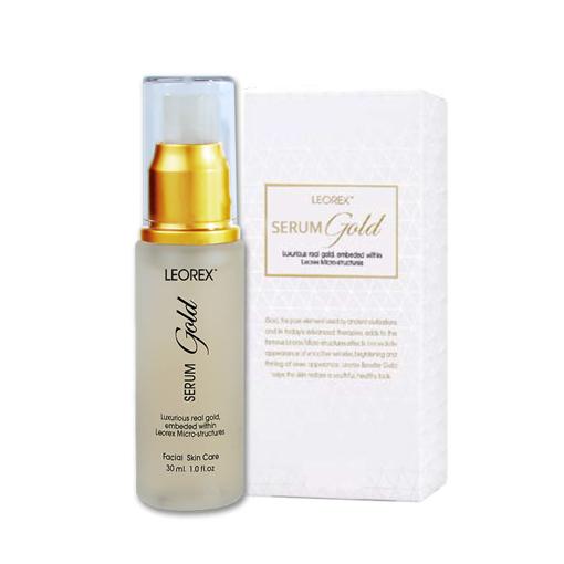 תמונה של לאורקס סרום מסדרת הזהב LEOREX Gold Serum