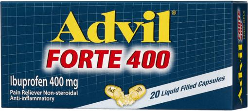 תמונה של אדוויל פורטה Advil Forte