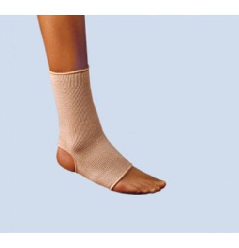 תמונה של מגן קרסול חום ankle brace brown ASSA