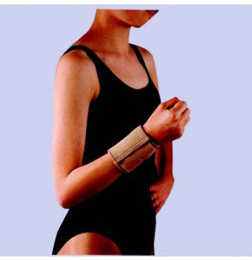 תמונה של חבק יד מצופה מגבת אסא   ASSA Wrist Support Cotton Coated