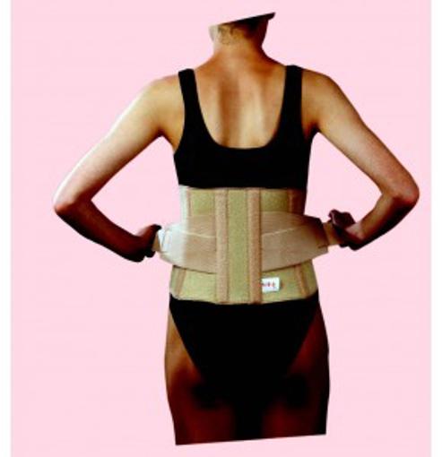 תמונה של חגורת גב עצמות חומה אסא | ASSA Lumbo Sacral Belt Back Support