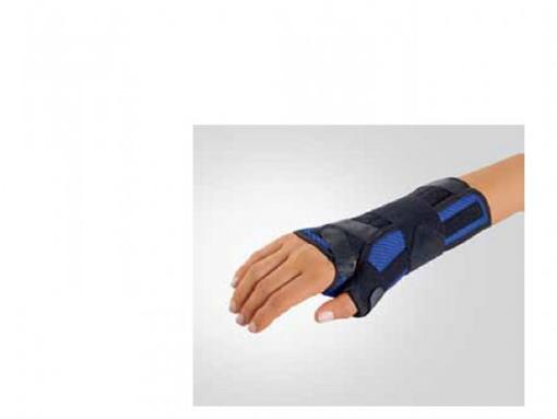 תמונה של חבק שורש כף יד עם סד ואגודל - BORT
